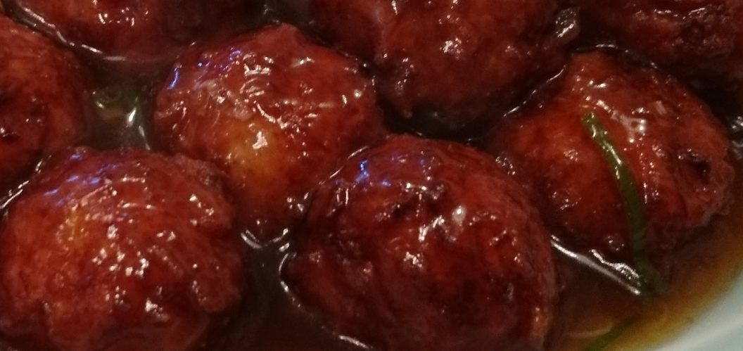 肉団子,蘭々,小松