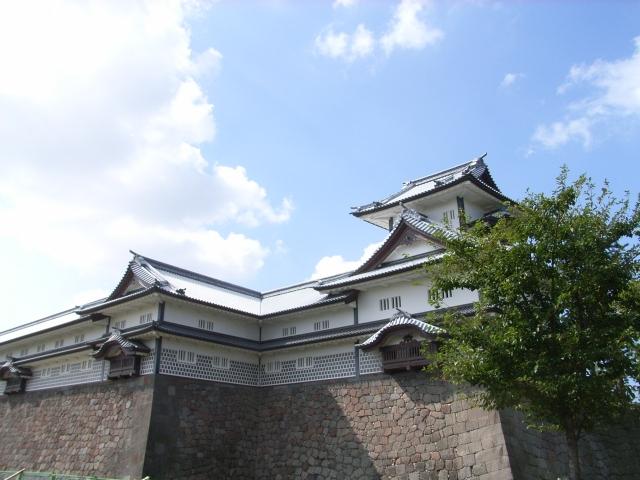 金沢城,菱櫓,金沢城公園